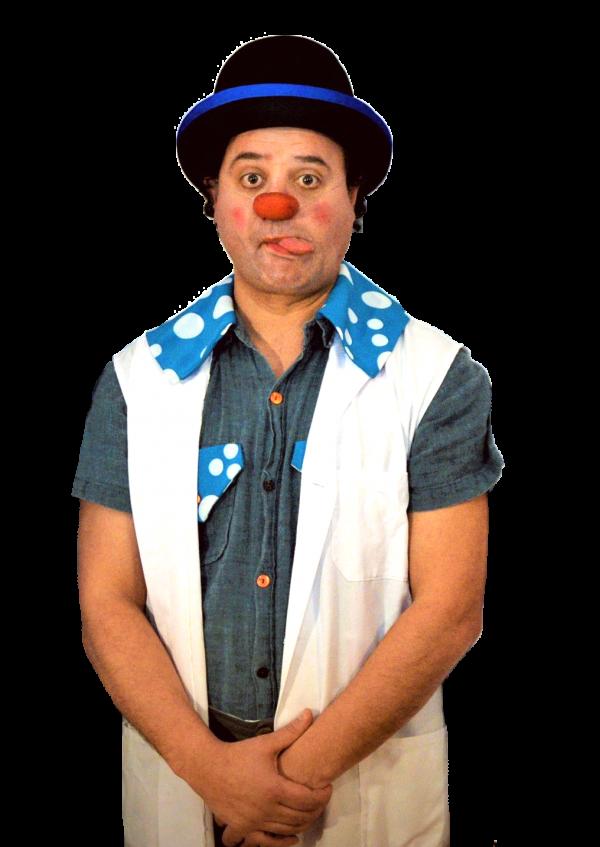 Taza es un doctor Clownrisas