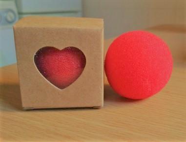 Nariz solidaria caja craft