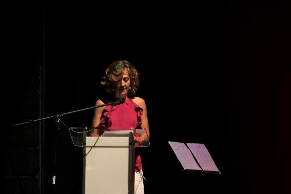 Maripaz Ríos en la Gala Clownrisas