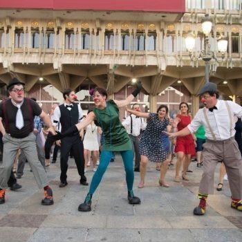 Baila Swing